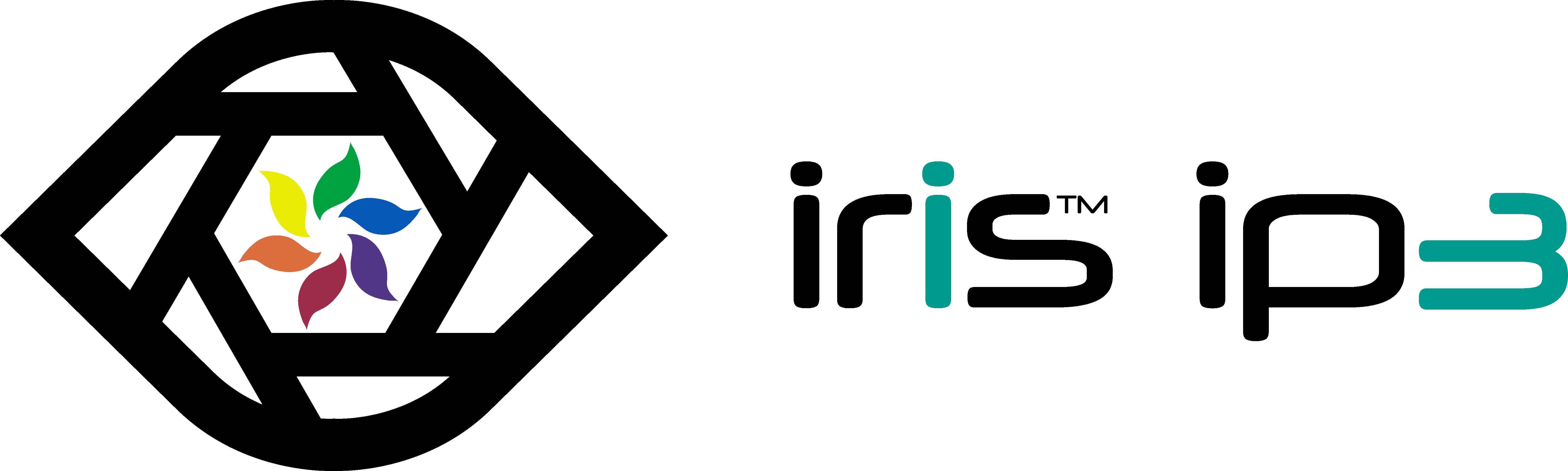 IRiS IP3 Logo Final (Black Print)